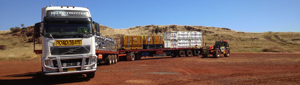 MTS road train